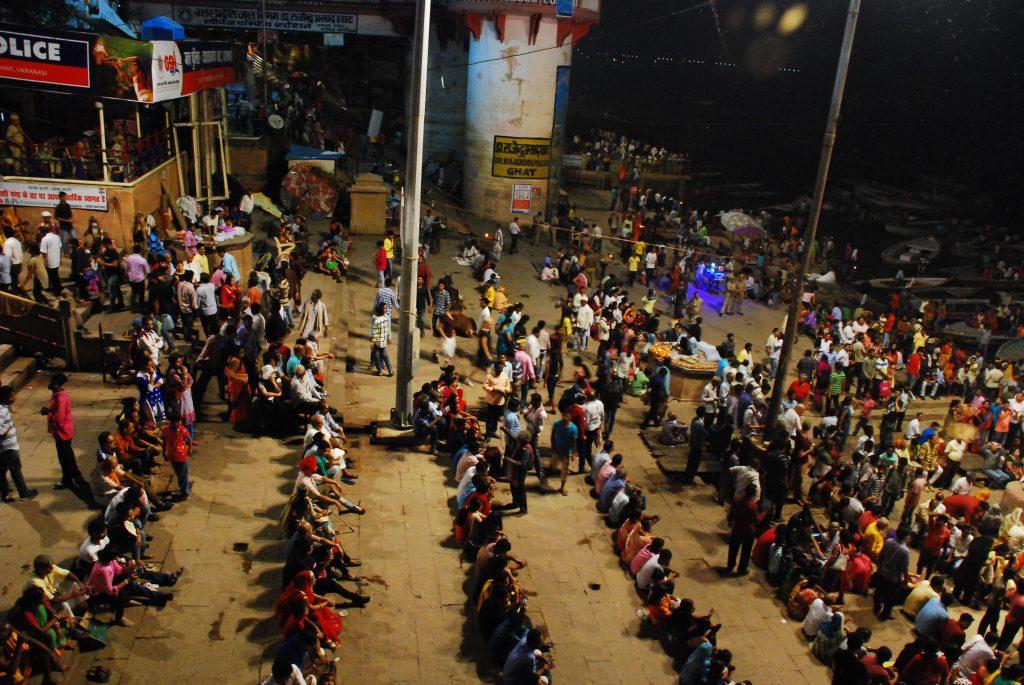 Visiting Varanasi