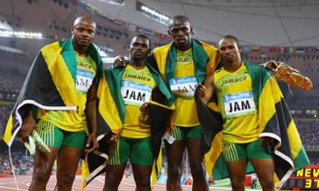 Curried Goat for the Jamaican Olympic team
