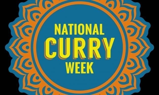National Curry Week 2019 is Almost Here
