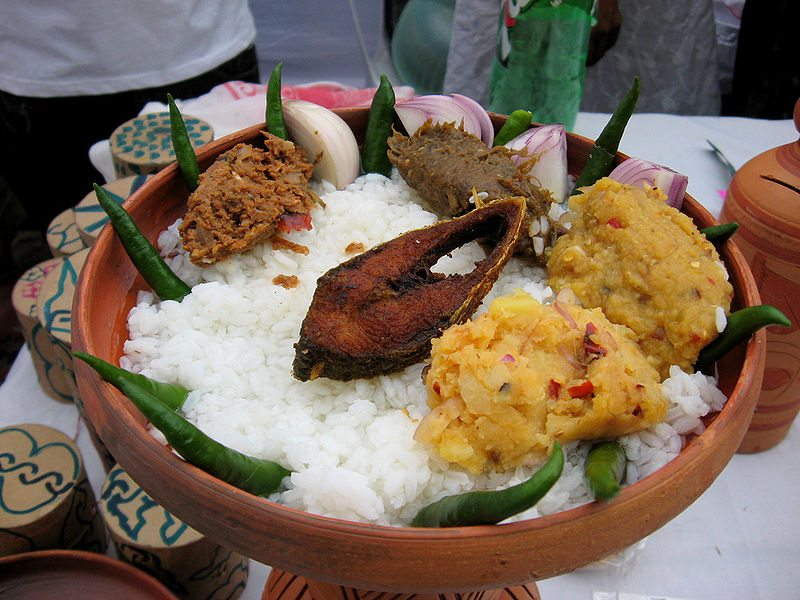Pohela Boishakh (Bengali New Year)