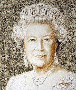 The Queen gets spicy!