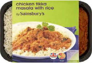Chicken tikka masala – Taste test