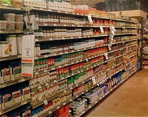 Supermarket stars