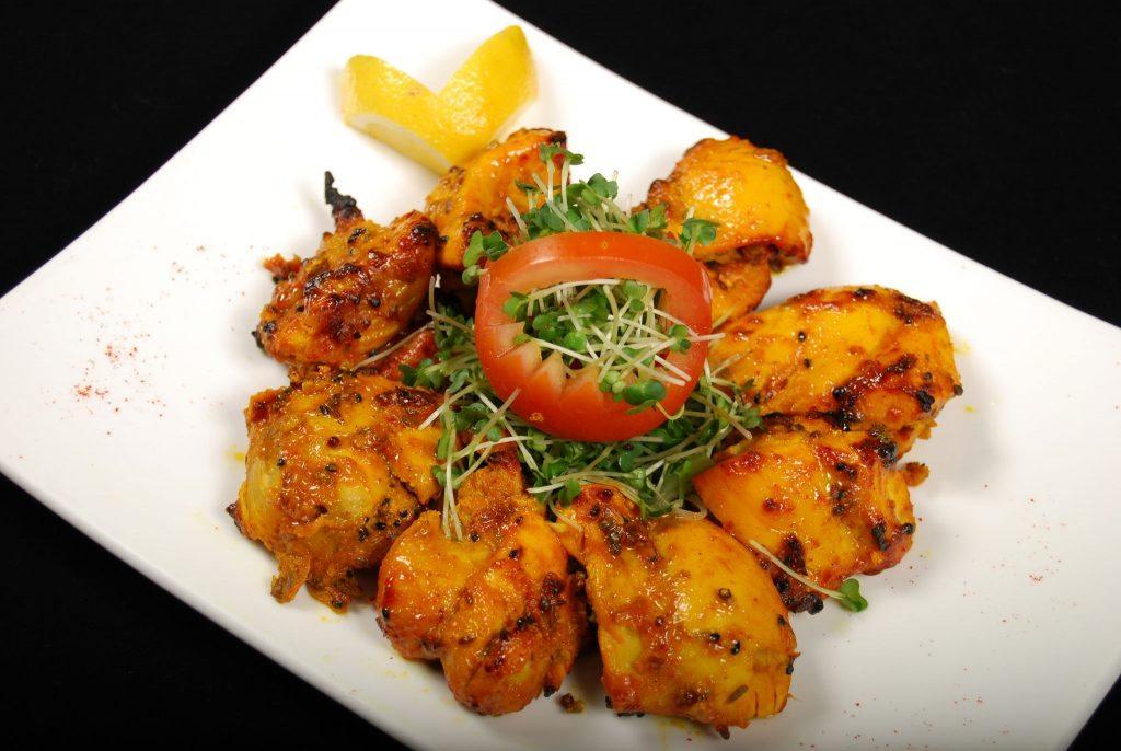 Achari Tikka – Spring time curry