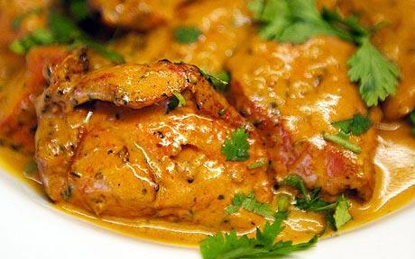 What to eat on a diet in a Curry House?
