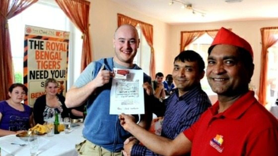 Curry in a Hurry – Guinness World Record Attempt!