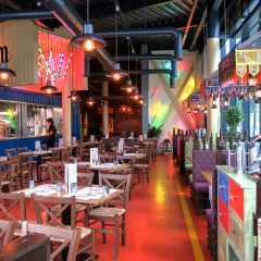 Tiffin Room Manchester Review