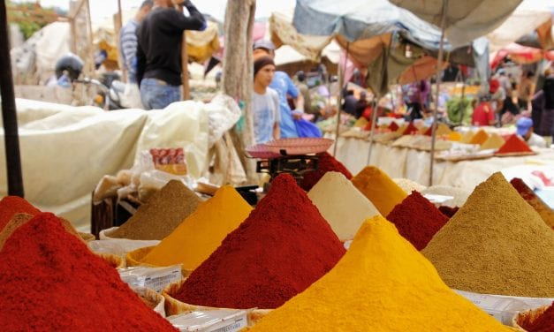Making your own curry powder