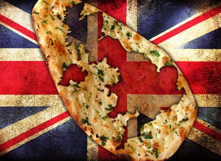Is Curry British?