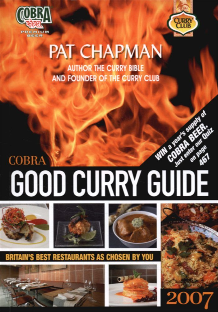 The Cobra Good Curry Guide