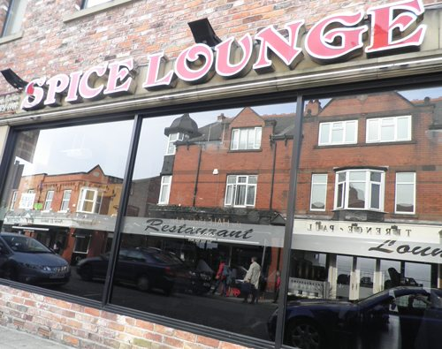 The Spice Lounge, Hale Review