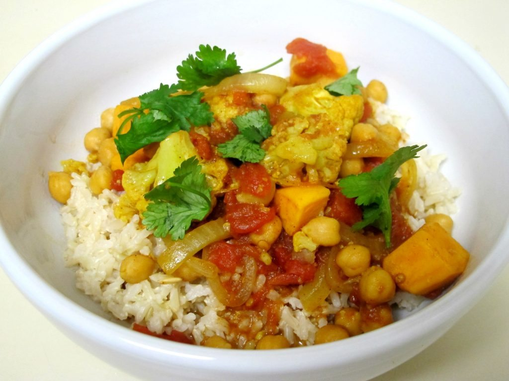 Summer friendly Curry
