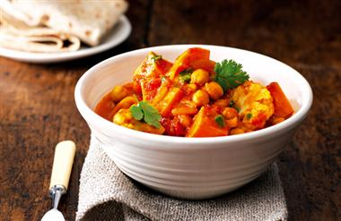 Greens of Grasmere: Sweet Potato Curry Recipe